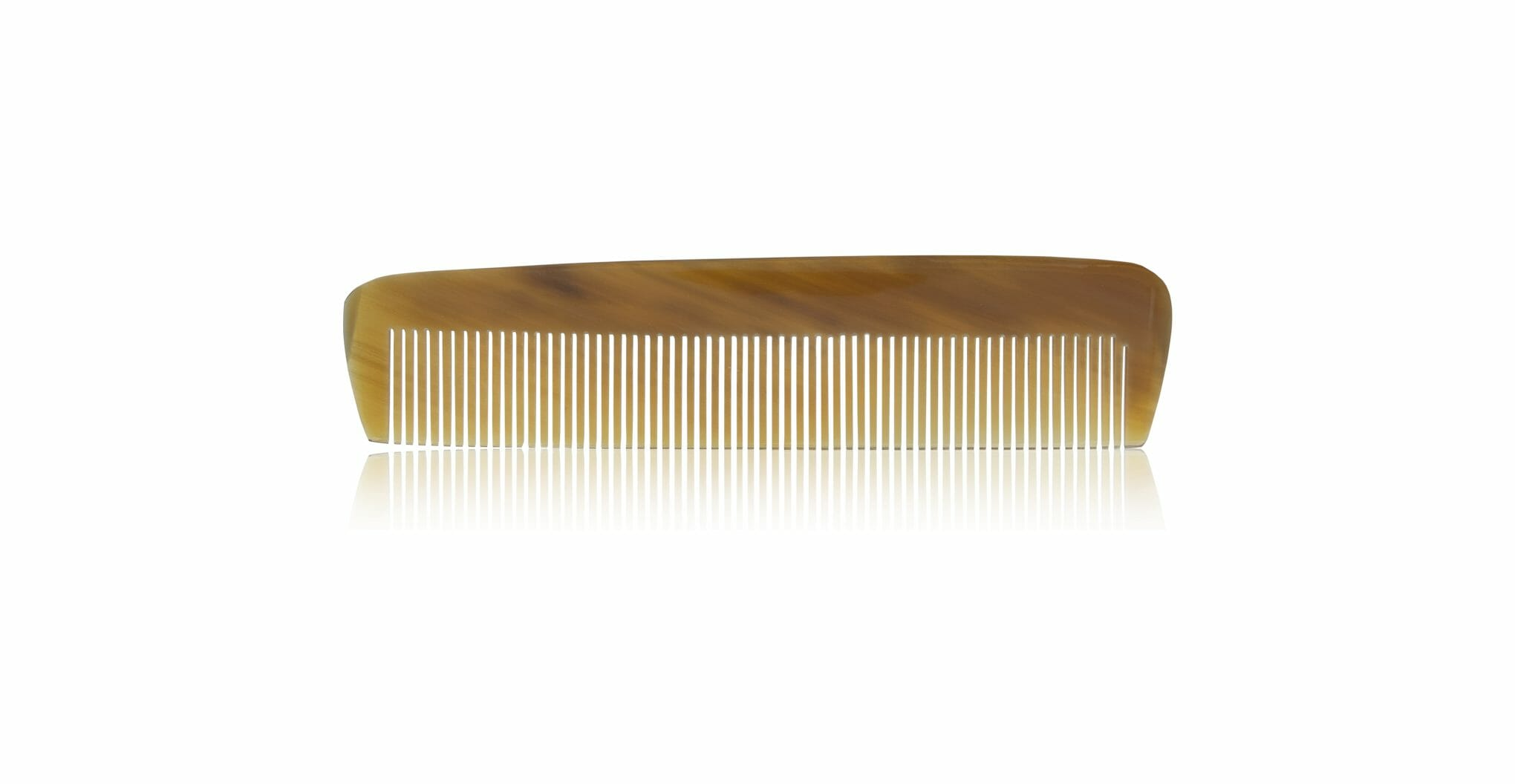 horncomb for the pocket fine-toothed