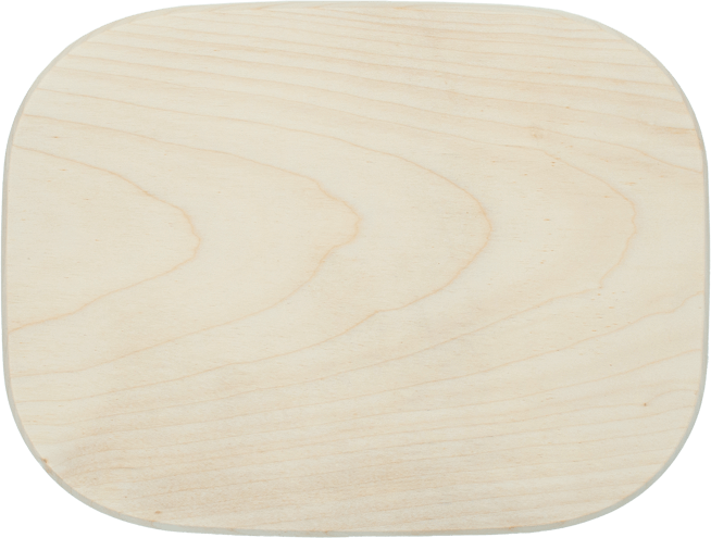 breakfast board maple